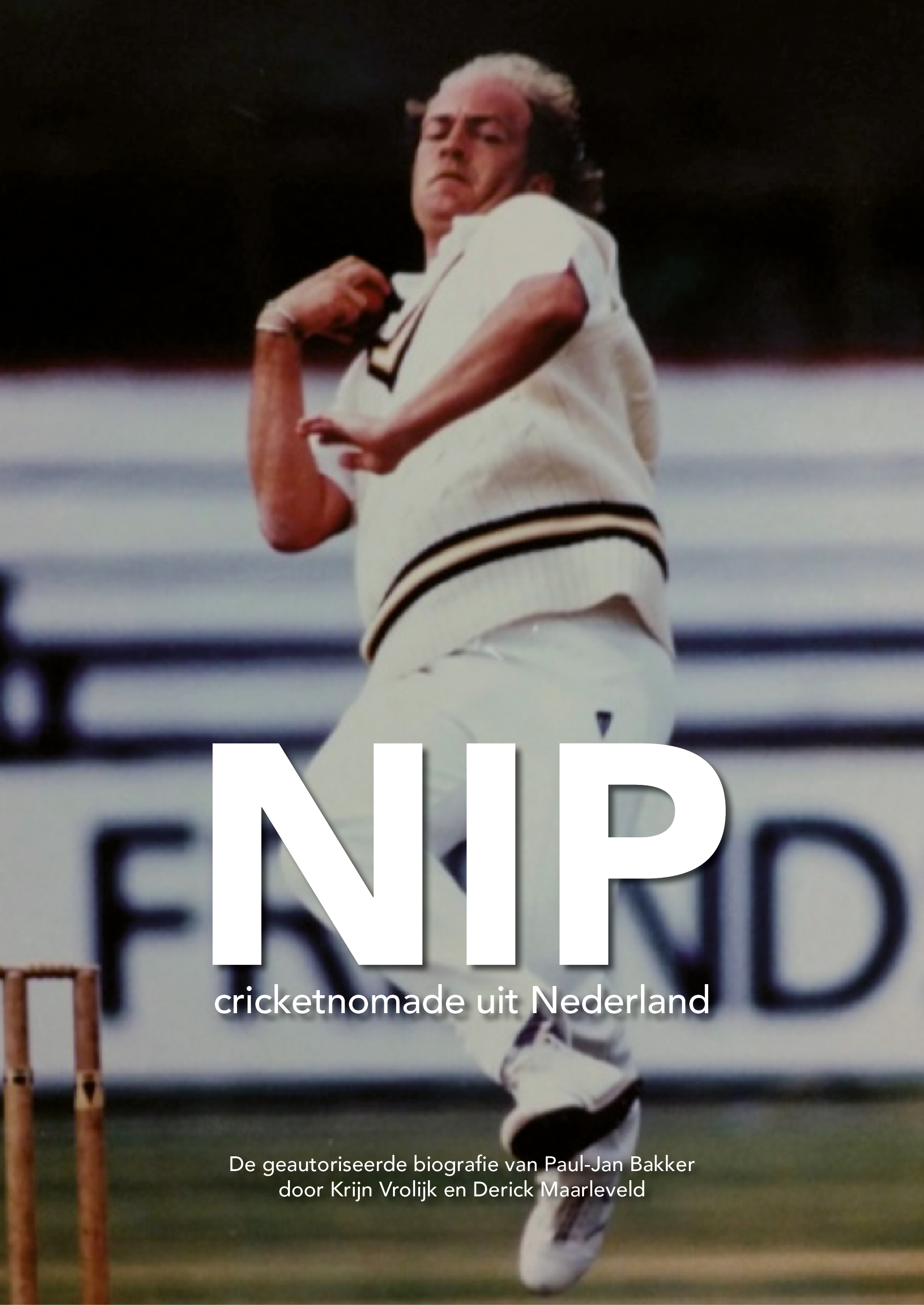NIP cricketnomade uit Nederland - Paul-Jan Bakker